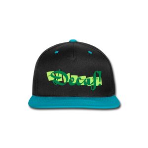 Decaf - Snap-back Baseball Cap