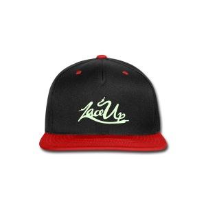 Lace Up Snapback - Snap-back Baseball Cap