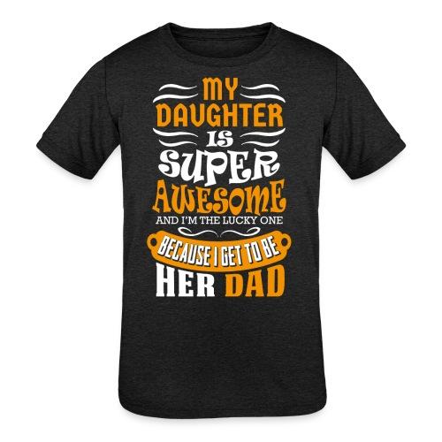 Kid's Tri-Blend T-Shirt