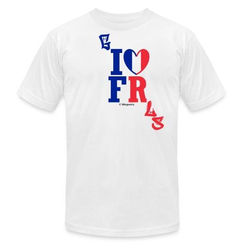 The Jersey of Merci - Men's Fine Jersey T-Shirt