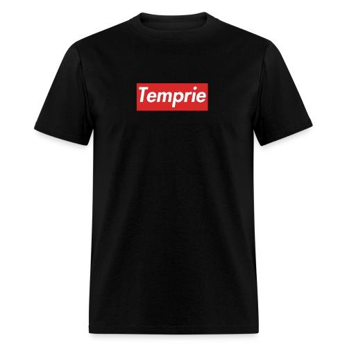 Temprie Box Logo - Men's T-Shirt