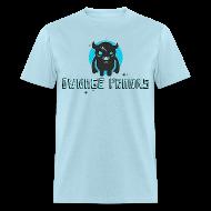 T-Shirts ~ Men's T-Shirt ~ Ownage Pranks Gray Logo Shirt