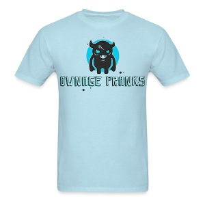 Ownage Pranks Gray Logo Shirt - Men's T-Shirt
