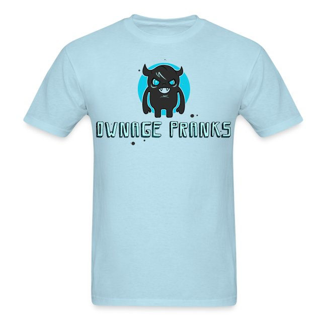 Ownage Pranks Gray Logo Shirt