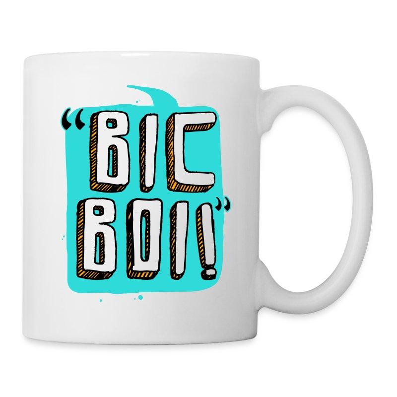 Bic Boi Coffee Mug - Coffee/Tea Mug