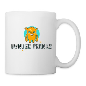 Ownage Pranks Logo Coffee Mug - Coffee/Tea Mug