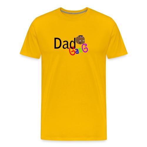 Dad Gang Girl - Men's Premium T-Shirt