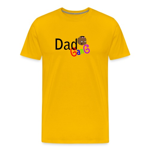 Dad Gang Girl - Men's Premium T-Shirt