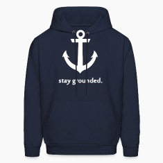 Stay Grounded Hoodie