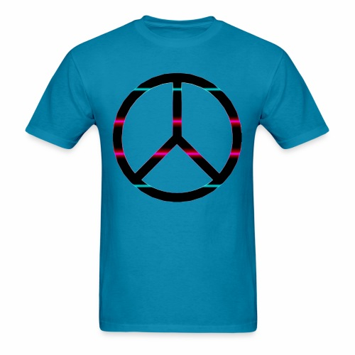 Huarache Peace - Men's T-Shirt