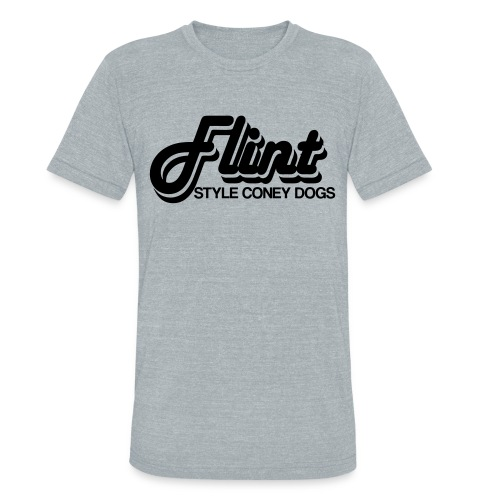 Flint Style Coney Dogs - Unisex Tri-Blend T-Shirt