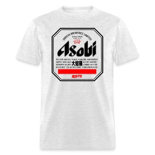 Asobi beer - Men's T-Shirt