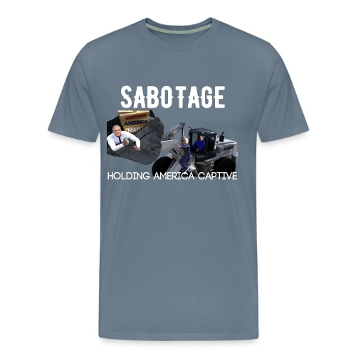 Sabotage - Men's Premium T-Shirt