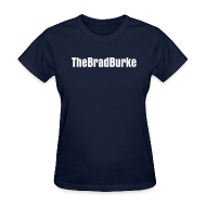 T-Shirts ~ Women's T-Shirt ~ TheBradBurke - One Sided