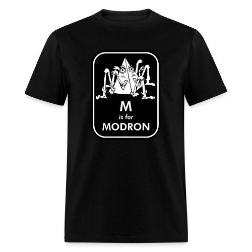 M is for Modron - Men's T-Shirt