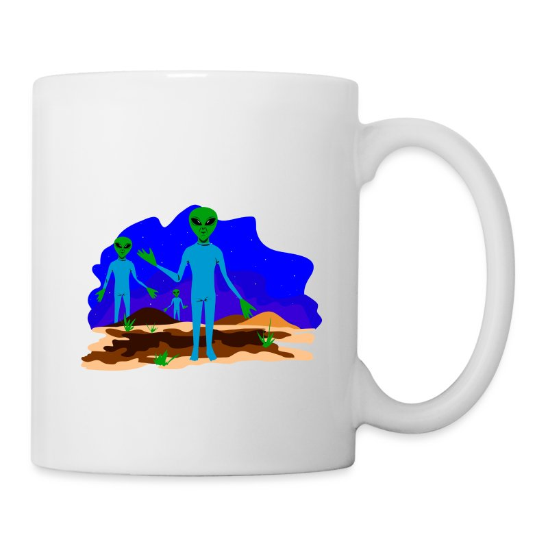 close encounter - Coffee/Tea Mug