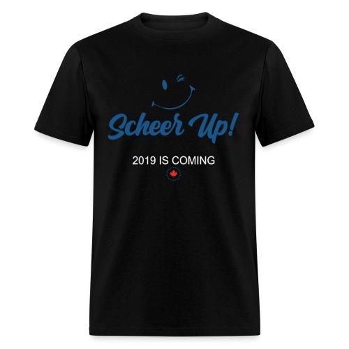 Scheer Up 2019 Is Coming - Men's T-Shirt