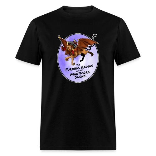 Manticore Rider - Men's T-Shirt