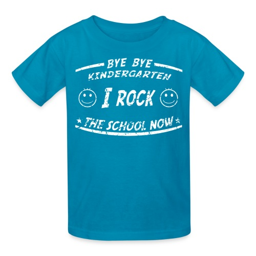 School enrollment  - Kids' T-Shirt