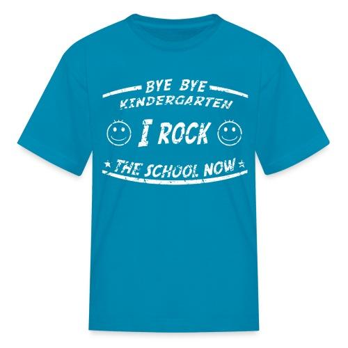 School enrollment  - Kids' T-Shirt