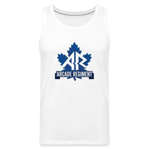 Arcade Regiment Logo Tank - Men's Premium Tank