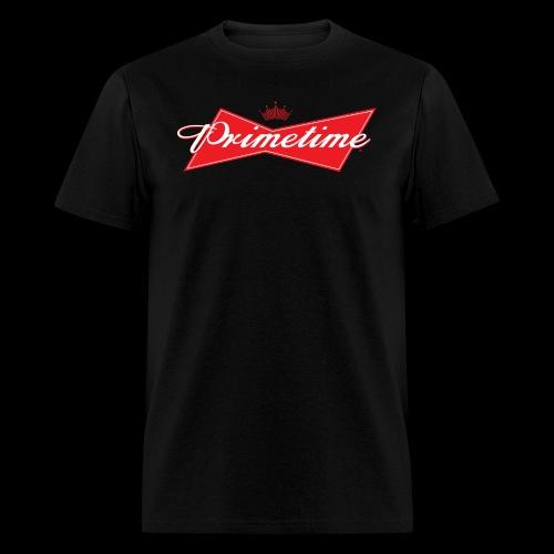 Primetime Budweiser Logo - Men's T-Shirt