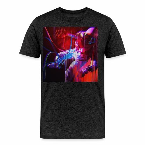 Vapornaut 01 - Men's Premium T-Shirt