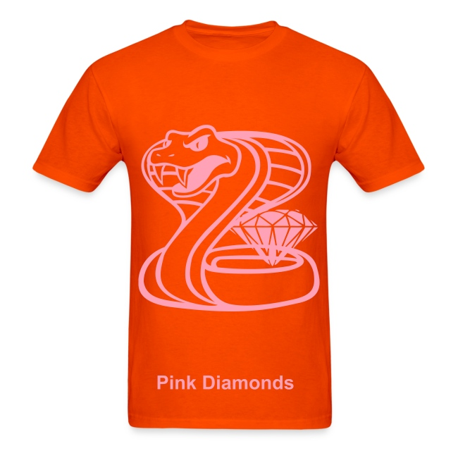 Pink Diamond Shirt
