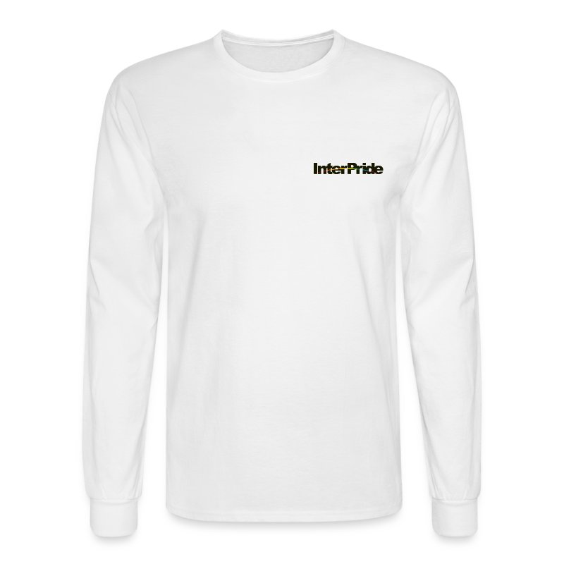 interpride_transparent - Men's Long Sleeve T-Shirt