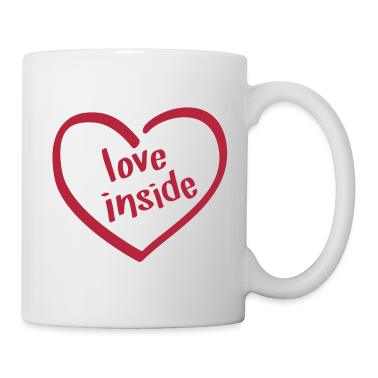 Love Inside - Heart Shaped Logo Accessories