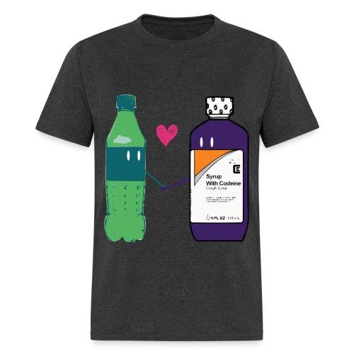 Lean in Love - Men's T-Shirt
