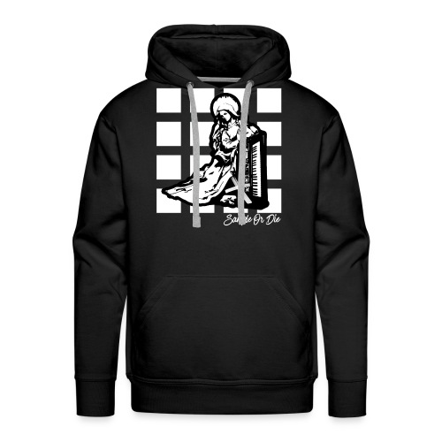 Sample Or Die Angel Sweater - Men's Premium Hoodie