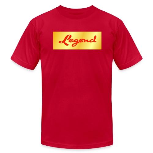 Legend by LHC - Men's Fine Jersey T-Shirt