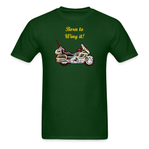 Men's T Front Wing it - Men's T-Shirt