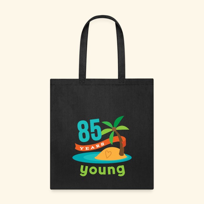 85th Birthday Party Tote Bag
