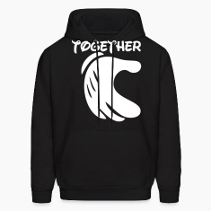 together forever Hoodies