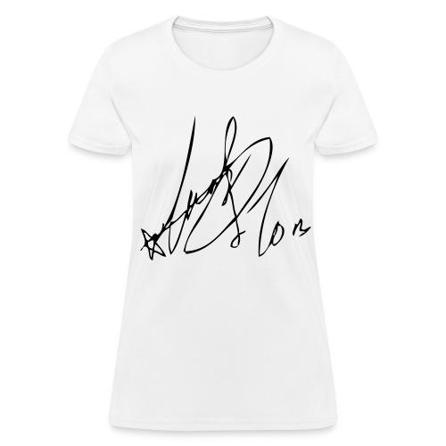 BTOB Autograph -ChangSub - Women's T-Shirt