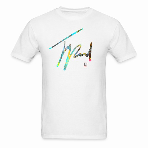 Ty Reed White Shirt - Men's T-Shirt