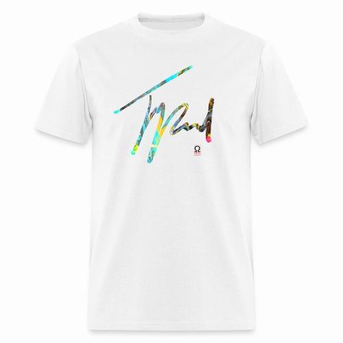 Ty Reed White Shirt - Men's T-Shirt