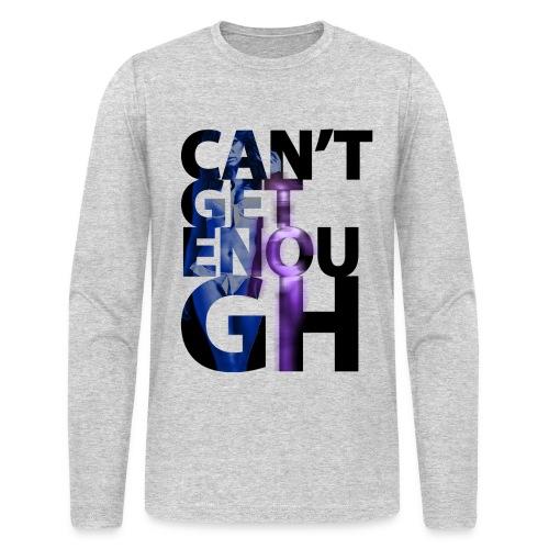 getENOUGH - Men's Long Sleeve T-Shirt by Next Level