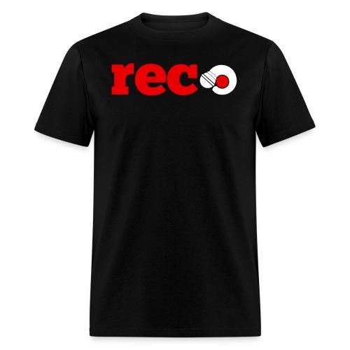 Record Repeat  - Men's T-Shirt