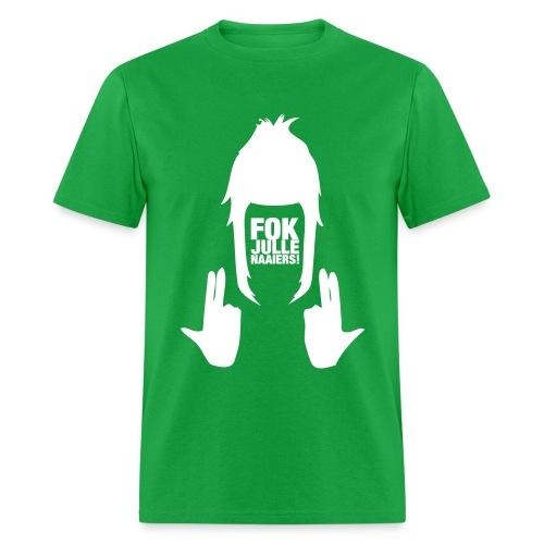 Yo-landi Vi$$er Fok Julle Naaiers 5 - Men's T-Shirt