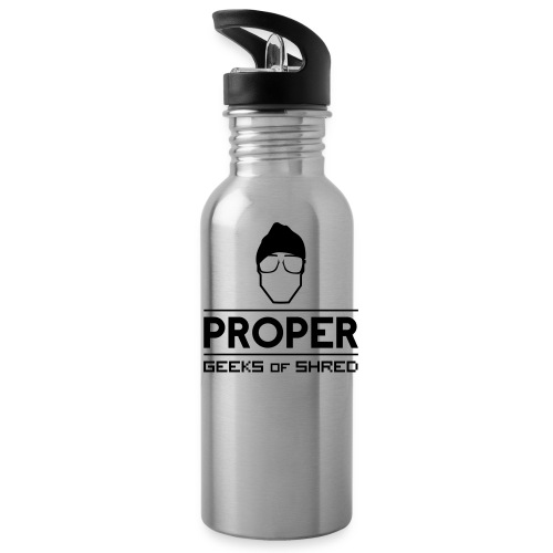 Hydrate for Real - Water Bottle