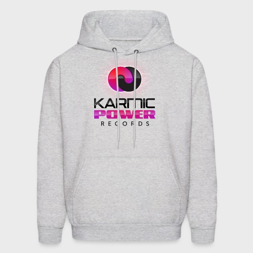 Hooded Sweatshirt / Karmic Power men - Men's Hoodie