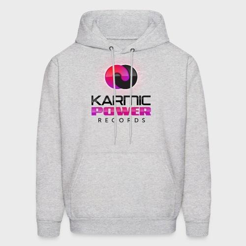 Hooded Sweatshirt / Karmic Power men - Men's Hoodie