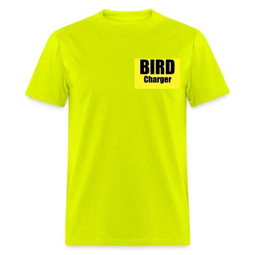 Bird Charger - Men's T-Shirt