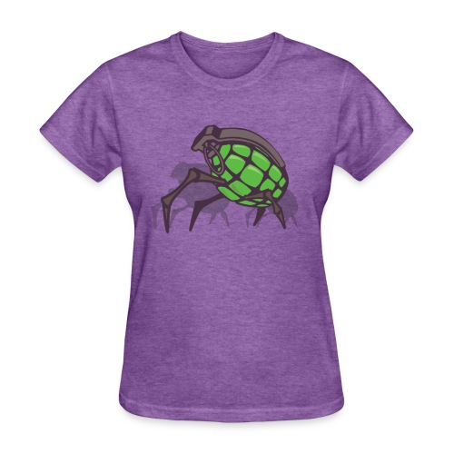 Bane-nade - Woman's Purple Heather T - Women's T-Shirt