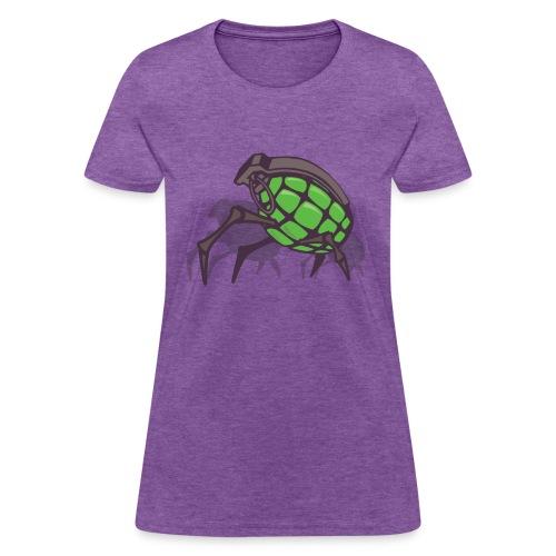 Bane-nade - Woman's Purple Heather T - Women's T-Shirt