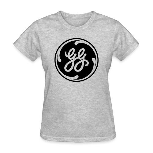 GG - Woman's Heather Gray T - Women's T-Shirt