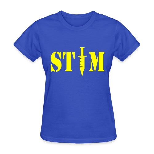 STIM - Woman's Royal Blue T - Women's T-Shirt